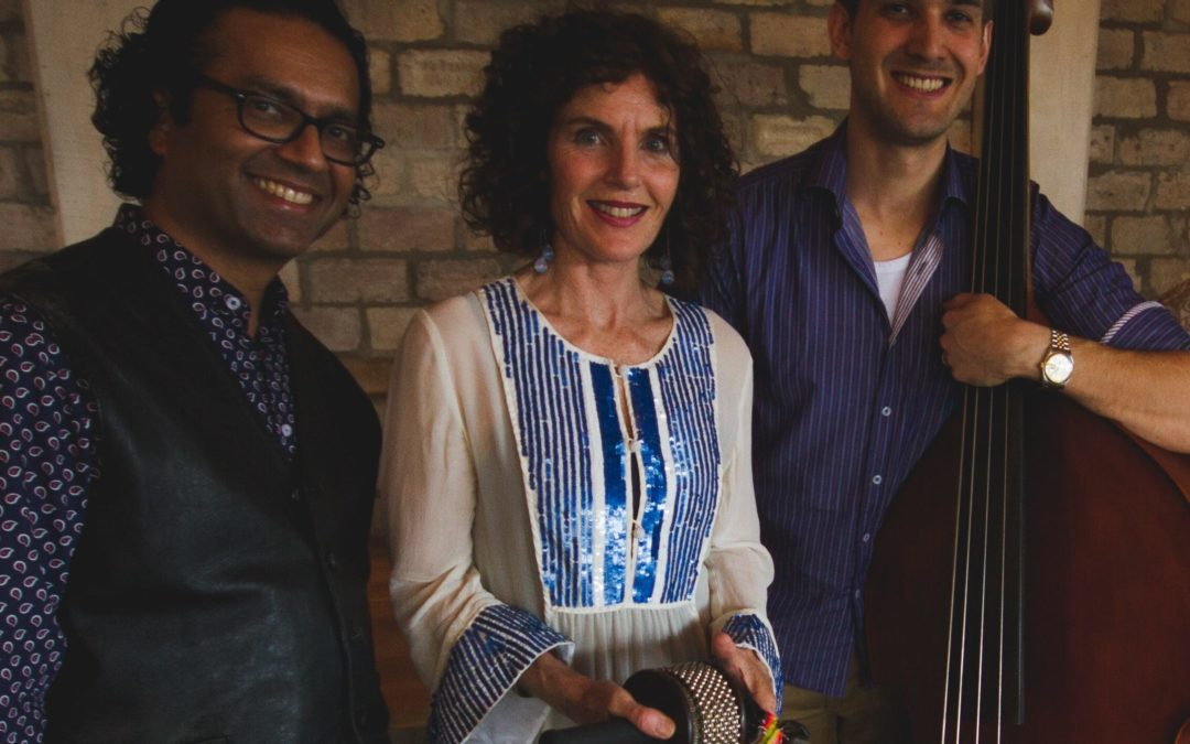 Maria O'Flaherty Trio